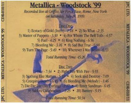 Jason Charnick's CD Artwork
